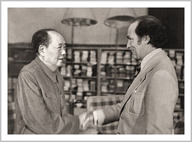 Image result for pierre trudeau in china