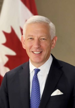 Dominic Barton, Ambassador of Canada to the People's Republic of China