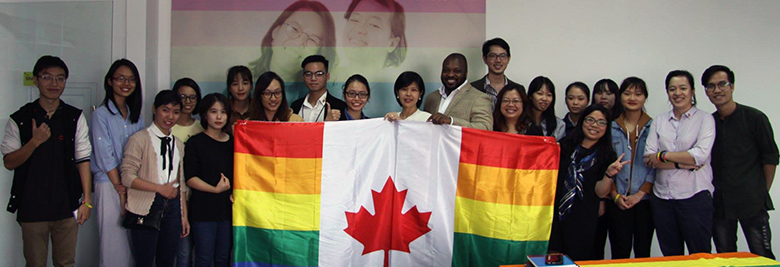 Lesbian community canada