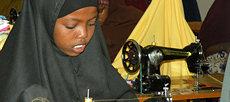 Nourrir l'espoir des jeunes déplacés en Somalie