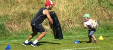 Canadian Rugby Sevens Training Clinic