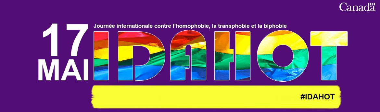 Journée internationale contre l'homophobie et la transphobie (IDAHO)