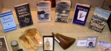 Original artifacts from the Canadian Arctic Expedition.
