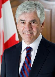 Ambassadeur du Canada en France, Lawrence Cannon