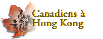 Canadiens à Hong Kong