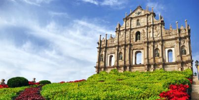 Photo of Ruins of St. Paul's church in Macao
