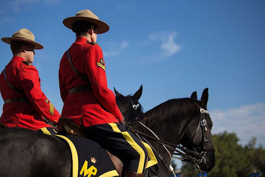 RCMP training