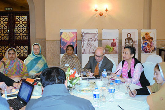 thesis on women empowerment in pakistan