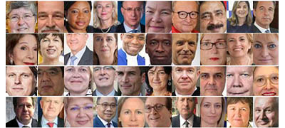 International leaders stand up for gender equality in The Hague