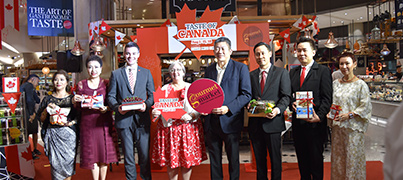 A taste of Canada comes to Thailand!