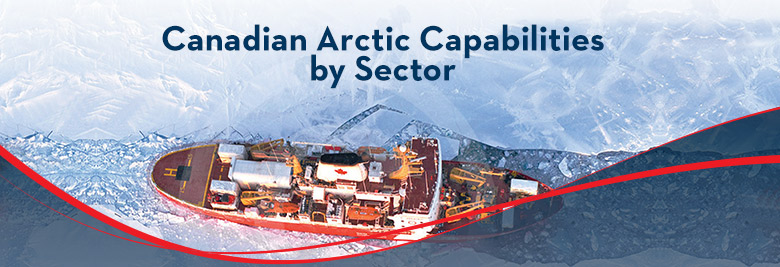 Canadian Arctic Capabilities Guide by Sector