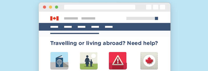 Ask Travel: Travelling or living abroad? Need help? We can help you find the answer.