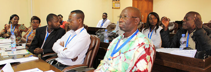 Journalists wish to see a more responsible media emerge in all provinces of the DRC.