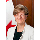 High Commissioner Heather Grant