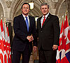 Prime Ministers of Canada and of the United Kingdom