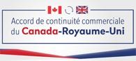 Accord de continuité commerciale du Canada – R.U.