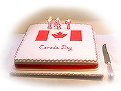 Cake - Canada Day 147