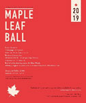Maple Leaf Ball